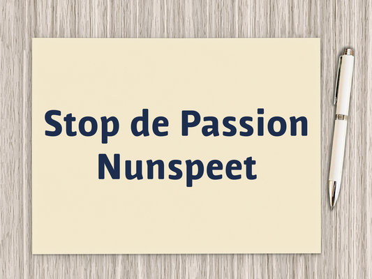Stopdepassion